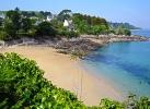 La plage St. Jean proche de la maison