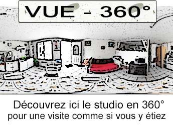 voir le studio en 360