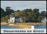 Webcams en streaming de Douarnenez